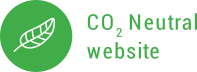 Co2 neutral website